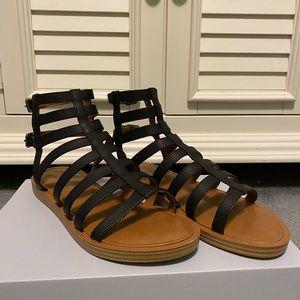 Woman's gladiator sandals